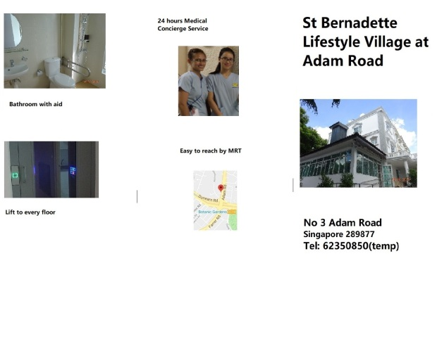 St B at Adam pamphlet 1